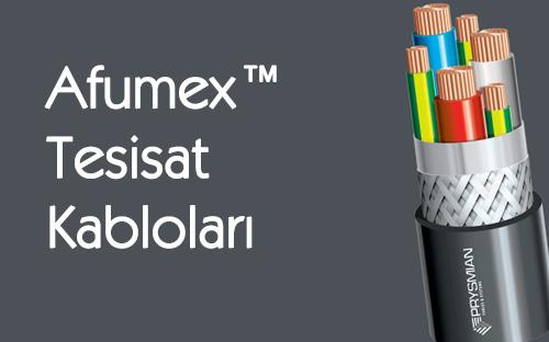 Afumex™ Tesisat Kabloları